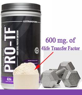 PRO-TF โปรตีนคุณภาพสูง